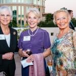 Pam Dearden, Lesleen Bolt and KayeLynne Northcutt