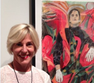 ART BASEL's Stefanie Block Reed (VIP Relations, USA)