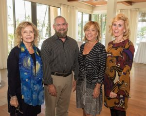 Michele Baker, Harvey Shapiro, Theda Shaw, Lisa Hart