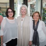 Elaine Singer, Ruth Anderson Coggeshall, Micki Peck
