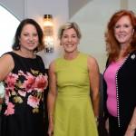 Elaine Blattner, Stefanie Reed, Patricia Du Mont