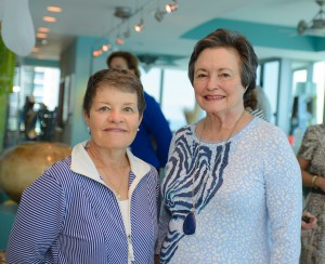 Mary Becht, Sally Robbins