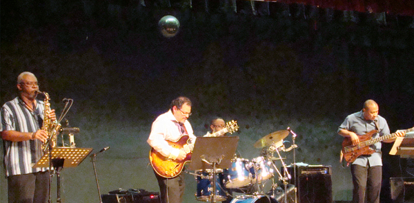 The Old Dillard Museum - Cannonball Jazz 2011