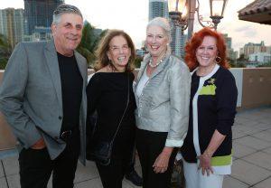 Steven Paskoski, Judith Altman-Paskoski, Ruth Anderson Coggeshall, Patricia Du Mont