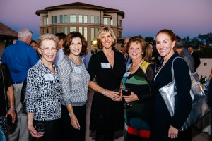 Judith Carney, Drazia Rubenstein, Jayne Mills Jessica Olefson and Shannon Brown at FAB! Kick Off event at Northern Trust, Fort Lauderdale. Photo by Teodora Dakova.