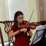 Florida Youth Orchestra's Abby Hart.