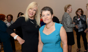 Mindy Shrago & Mary Becht