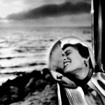 """Santa Monica, California, 1955"" AKA ""California Kiss"" - photo by Elliott Erwitt"